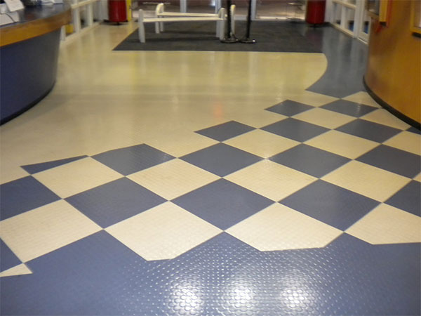 Rubber Floor Systems
